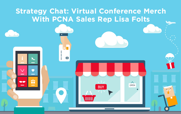 Virtual Events Are Driving An Increase In Company Swag Sales